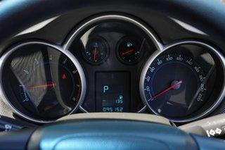 2014 Holden Cruze JH Series II MY14 Equipe Regal Peacock 6 Speed Sports Automatic Sedan