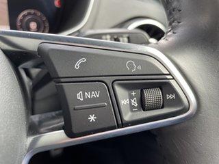 2016 Audi TT FV MY17 2.0 TFSI Quattro Sport White 6 Speed Auto Dual Clutch Coupe