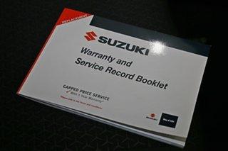 2018 Suzuki Swift AZ GL Blue 1 Speed Constant Variable Hatchback