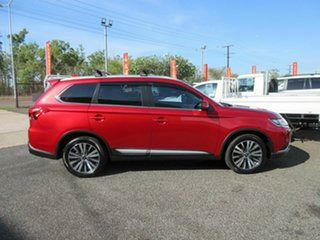 2020 Mitsubishi Outlander Red 6 Speed Automatic Wagon