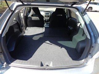 2008 Subaru Impreza G3 MY08 RS AWD Silver 4 Speed Sports Automatic Hatchback