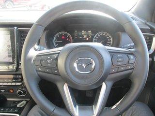 2020 Mazda BT-50 TFS40J GT White 6 Speed Manual Utility