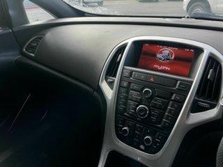 2015 Holden Astra PJ MY16 VXR Black 6 Speed Manual Hatchback
