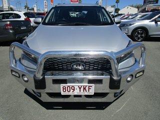 2018 Kia Sorento UM MY18 Si AWD Silver 8 Speed Sports Automatic Wagon