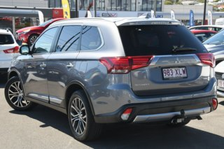2017 Mitsubishi Outlander ZK MY17 Exceed 4WD Grey 6 Speed Sports Automatic Wagon.
