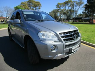 2010 Mercedes-Benz ML350 CDI W164 09 Upgrade Sports Luxury (4x4) Charcoal 7 Speed Automatic G-Tronic.