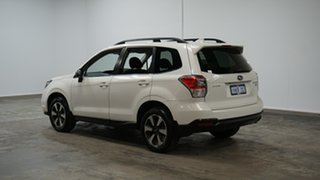 2017 Subaru Forester S4 MY18 2.0D-L CVT AWD Crystal White Pearl 7 Speed Constant Variable Wagon.
