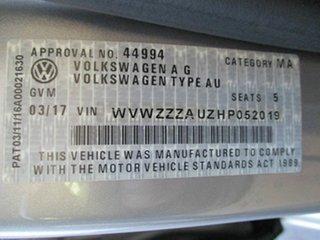 2016 Volkswagen Golf VII MY16 92TSI DSG Comfortline Silver 7 Speed Sports Automatic Dual Clutch