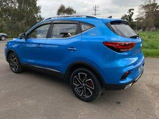 2020 MG ZST (No Series) Essence Blue Automatic Wagon.
