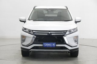 2017 Mitsubishi Eclipse Cross YA MY18 LS 2WD White 8 Speed Constant Variable Wagon.