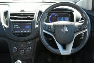2016 Holden Trax TJ MY16 LS White 5 Speed Manual Wagon