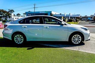 2021 Kia Cerato BD MY22 S Snow White Pearl 6 Speed Sports Automatic Sedan.