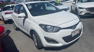 2014 Hyundai i20 PB MY15 Active Psw 4 Speed Automatic Hatchback.