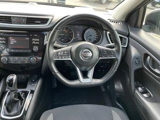 2019 Nissan Qashqai J11 Series 2 ST X-tronic Silver 1 Speed Constant Variable Wagon.