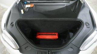 2016 Tesla Model S P90D Sportback Sedan AWD White 1 Speed Reduction Gear Hatchback