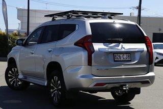 2021 Mitsubishi Pajero Sport QF MY21 GLS Sterling Silver 8 Speed Sports Automatic Wagon.