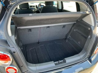 2014 Holden Barina TM MY14 CD Black 5 Speed Manual Hatchback