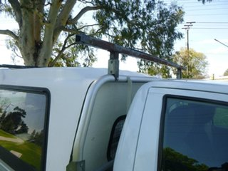 2014 Ford Ranger PX XL Plus White Sports Automatic Cab Chassis