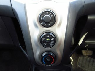 2010 Toyota Yaris NCP90R 08 Upgrade YR White 4 Speed Automatic Hatchback