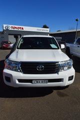 2015 Toyota Landcruiser VDJ200R MY16 GXL (4x4) 6 Speed Automatic Wagon.