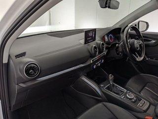 2017 Audi Q2 GA MY18 Sport S Tronic Quattro White 7 Speed Sports Automatic Dual Clutch Wagon
