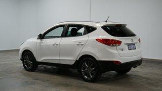 2015 Hyundai ix35 LM3 MY15 SE White 6 Speed Manual Wagon.