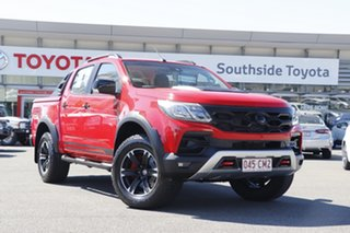 2018 Holden Special Vehicles Colorado RG MY18 SportsCat+ Pickup Crew Cab Red 6 Speed.