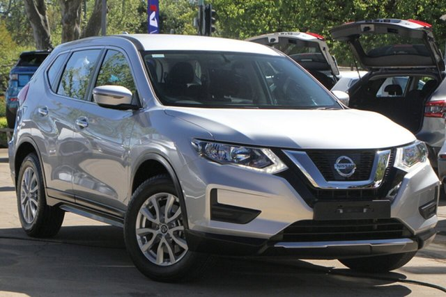 Used Nissan X-Trail T32 Series II ST X-tronic 2WD Toowoomba, 2020 Nissan X-Trail T32 Series II ST X-tronic 2WD Silver 7 Speed Constant Variable Wagon