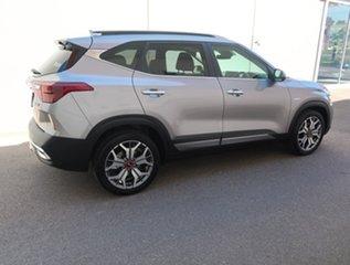 2020 Kia Seltos SP2 MY21 GT-Line DCT AWD Grey 7 Speed Sports Automatic Dual Clutch Wagon