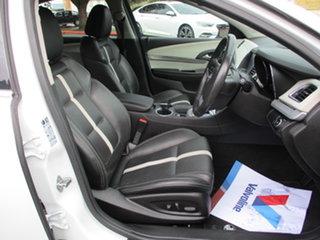 2017 Holden Calais VF II White 6 Speed Automatic Sedan