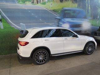 2019 Mercedes-Benz GLC200 253 MY19 White 9 Speed Automatic G-Tronic Wagon.