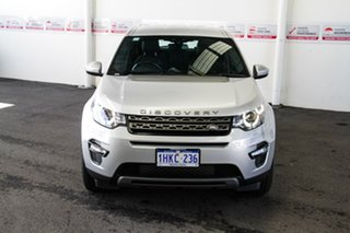 2016 Land Rover Discovery Sport LC MY16 SE Silver 9 Speed Automatic Wagon.