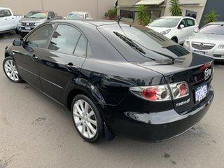 2006 Mazda 6 GG1032 Luxury Sports Grey 5 Speed Sports Automatic Hatchback.