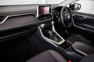 2019 Toyota RAV4 Axah52R GX 2WD Glacier White 6 Speed Constant Variable Wagon Hybrid