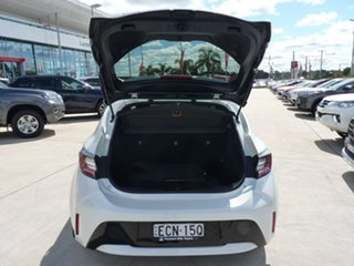 2019 Toyota Corolla Mzea12R SX White 10 Speed Constant Variable Hatchback