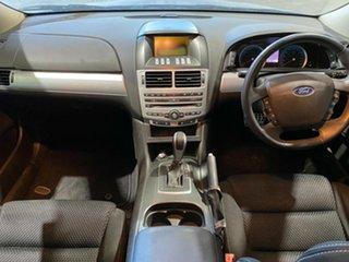 2010 Ford Falcon FG XR6 Purple 5 Speed Sports Automatic Sedan