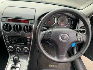 2006 Mazda 6 GG1032 Luxury Sports Grey 5 Speed Sports Automatic Hatchback