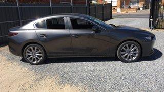 2021 Mazda 3 BP2S7A G20 SKYACTIV-Drive Evolve 6 Speed Sports Automatic Sedan
