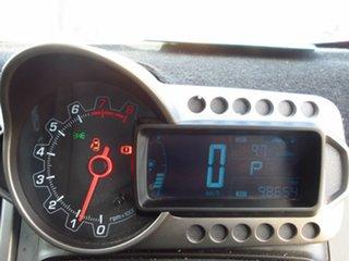 2013 Holden Barina TM MY13 CDX Grey 6 Speed Automatic Hatchback