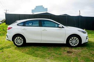 2021 Kia Cerato BD MY22 S Snow White Pearl 6 Speed Sports Automatic Hatchback.