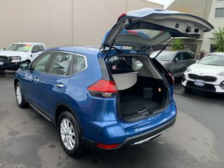 2017 Nissan X-Trail T32 ST X-tronic 2WD Blue 7 Speed Constant Variable Wagon