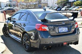 2018 Subaru WRX V1 MY18 STI AWD Premium Dark Grey 6 Speed Manual Sedan.