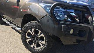 2017 Mazda BT-50 UR0YG1 XTR Grey 6 Speed Manual Utility.
