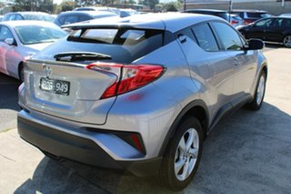 2019 Toyota C-HR NGX10R S-CVT 2WD Silver 7 Speed Constant Variable Wagon