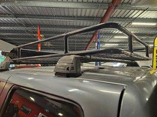 2008 Ford Ranger PJ XLT Super Cab Metallic Grey 5 Speed Automatic Utility