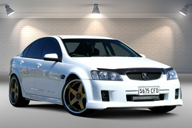 Used Holden Commodore VE Omega Gepps Cross, 2006 Holden Commodore VE Omega White 4 Speed Automatic Sedan