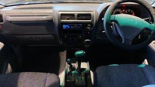 2001 Toyota Landcruiser Prado KZJ95R GXL Blue 4 Speed Automatic Wagon
