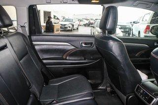 2019 Toyota Kluger GSU55R Grande AWD Cosmos Blue 8 Speed Sports Automatic Wagon