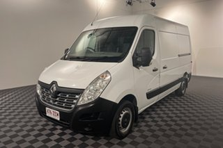 2015 Renault Master X62 Mid Roof MWB AMT White 6 speed Automatic Van.