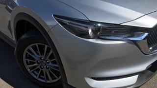 2018 Mazda CX-5 KF4WLA Maxx SKYACTIV-Drive i-ACTIV AWD Sport Billet Silver 6 Speed Sports Automatic.